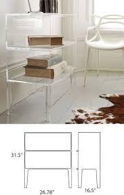 Acrylic Bathroom Storage Free Standing Acrylic Lucite Bathroom Furniture Cabinet Nova68
