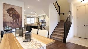 Mattamy Floor Plans by Mattamy Homes In Edmonton The Harmony Townhome Youtube