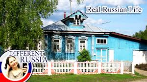 Russian Home Inside Real Russian Village Why Are Traditional Russian Houses So