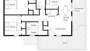 small one level house plans enchanting one level house floor plans contemporary best idea