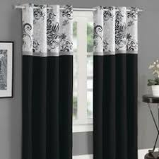 black bedroom curtains learn how to make your own home eyelet curtains curtain designs