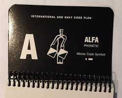 International Code Flags U S Navy Naval Academy Annapolis Flag Cards Book International