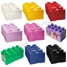 Kinder Schlafzimmer Farbe Lego Aufbewahrung Ziegel Kiste 8 Knöpfe Kinder Kinder Schlafzimmer
