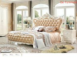 Royal Bedroom Set by Leather Bed Bedroom Set Royal Style Bedroom Furniture Hotel