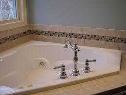 img tile borders for kitchen backsplash almost painless update