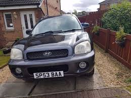 spares and repairs hyundai santa fe no offers at all in east
