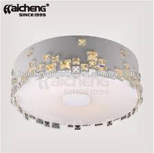 ceiling light made in china made in china ceiling light crystal light flat glass light buy