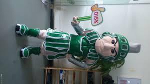 trojan halloween costume oisk customized green titan spartan trojan knight mascot costume