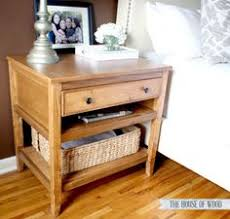 Diy Bedside Table Plans Diy Bedside Tables Table Plans And Wood