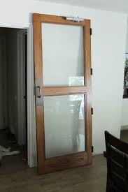 How To Hang A Barn Door by Our Barn Style Door Part 1 Chris Loves Julia