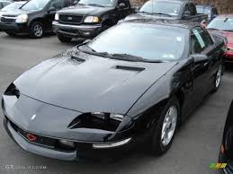 1995 camaro colors 1995 black chevrolet camaro coupe 60561539 gtcarlot com car