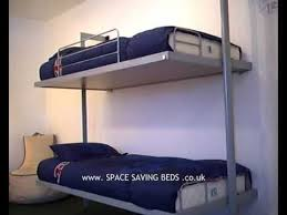 foldaway bunk bed youtube