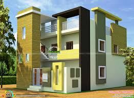 Home Design And Plans In India by Modern 2400 Sq Ft Farm House Plan Kerala Home Design And Floor
