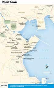 Puerto Rico Road Map by Printable Travel Maps Of The Virgin Islands Moon Com