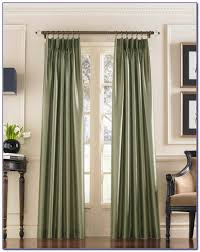 pinch pleat curtains how to hang curtain home design ideas
