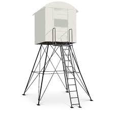 Deer Hunting Tower Blinds Landmark 10 U0027 Hunting Tower 667883 Tower U0026 Tripod Stands At