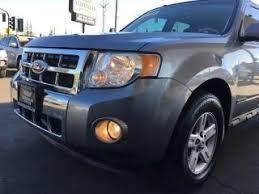 ford roseville used ford escape hybrid for sale in roseville ca edmunds