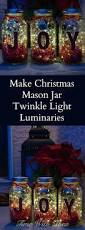Mason Jar Lights Outdoor by Make Christmas Mason Jar Twinkle Light Luminaries Time With Thea