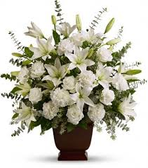 Flowers For Funeral How To Choose Flowers For Funerals