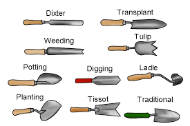 Different Types Of Garden - what are the different types of garden trowel blade
