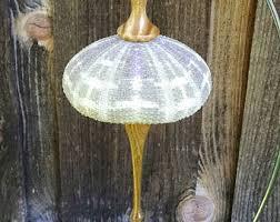 sea urchin ornament etsy