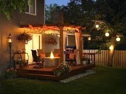 Landscape Lighting Uk Garden Patio Lights Patio Outdoor String Lights Garden Decking