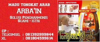 madu tongkat arab arbain obat kuat herbal tongkat arab