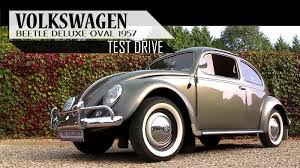 first volkswagen beetle 1938 volkswagen beetle de luxe oval 1957 kever full test drive in