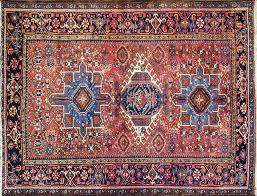 Azari Rugs Persian Karaja Rug At 1stdibs