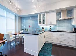 kitchen backsplash toronto designer establishes flow of space to conquer awkward floor plan
