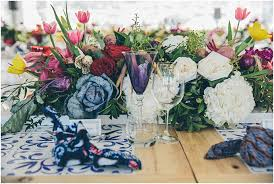 Wedding Flowers Cape Town The Stylish Colourful Flower Filled Jewish Wedding Of Raphaella