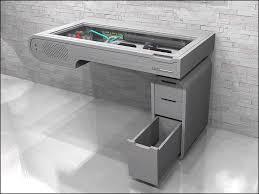 bureau connecté réalisation bureau connecté traçage des pièces sur les planches en
