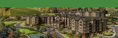 portland or senior living touchmark in the west hills portland