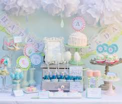 tea party themed baby shower decor and supplies alice in