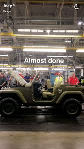 badass jeep cherokee jeep is building a badass ww2 themed concept wrangler right now