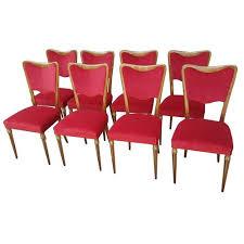 Osvaldo Borsani Dining Room Chairs Italian Design S Mid - Italian design chairs
