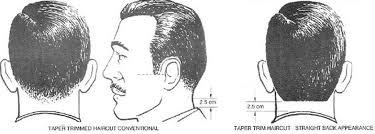 hair standards 608 duke of edinburgh rcacs