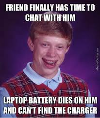Definition Internet Meme - f ck my life i became the definition of bad luck brian by