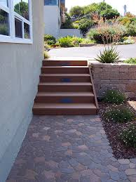 outdoor stairs lighting outdoor lighting landscaping earthscapes