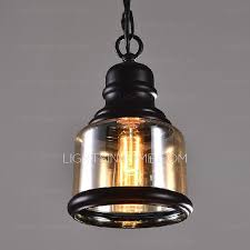 Stylish Pendant Lights Stylish Bar Pendant Lighting For European Style Glass Shade E27