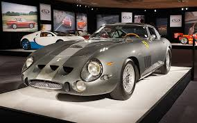 vintage ferraris for sale the 5 most expensive vintage cars sold at an auction core77