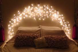 bedroom lighting headboard with lights pinterest amazing light