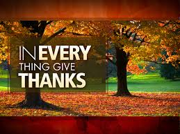 thanksgiving messages ministry127