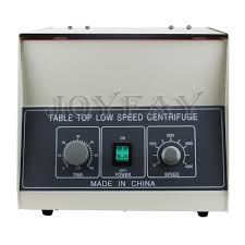 110v electric benchtop centrifuge lab medical practice ld 3