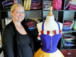 meet the maker clever disney inspired costume aprons by ajscafe