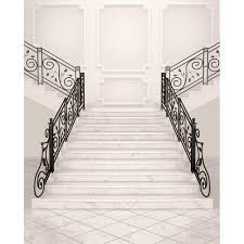 marble stairs white marble stairs printed backdrop backdrop express