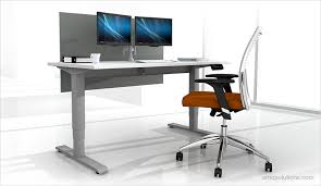 active 1 electric height adjustable tables by amq solutions at