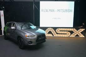 mitsubishi iswara launch mitsubishi asx designer edition from rm131 801 wemotor com