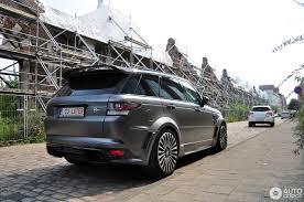 range rover svr land rover mansory range rover sport svr 26 rugpjûèio 2017