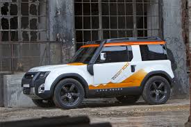 range rover defender 2018 new land rover defender expected to get all electric version